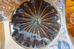Byzantine Mosaics: Chora Church
