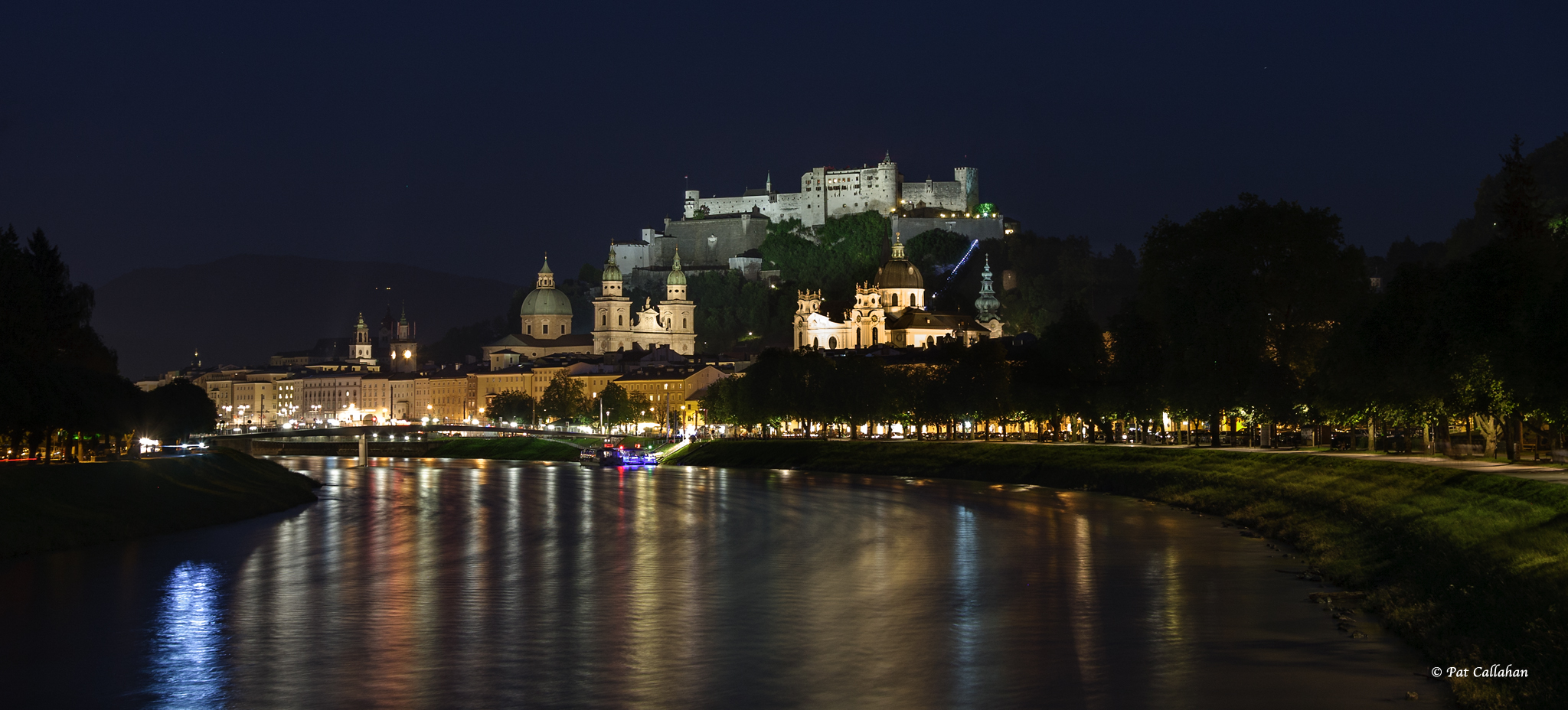 Salzburg Austria And The Music Festival The World In Between