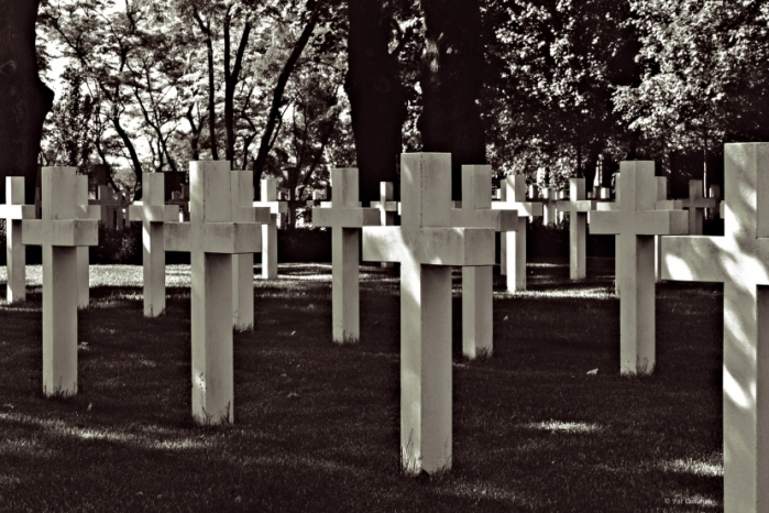 The World War I Cemetery
