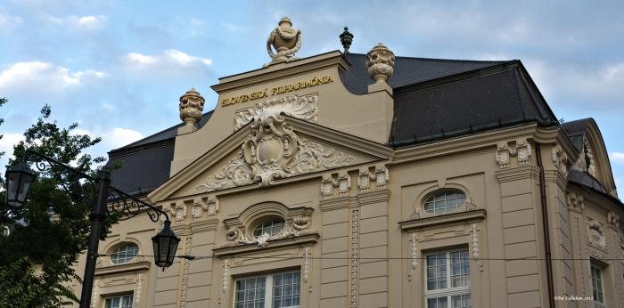 Bratislava's Reduta Hall