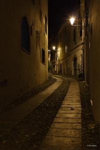 Old Alghero Streets