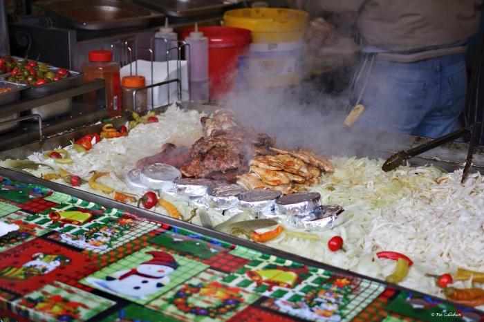 Christmas Market Foodi