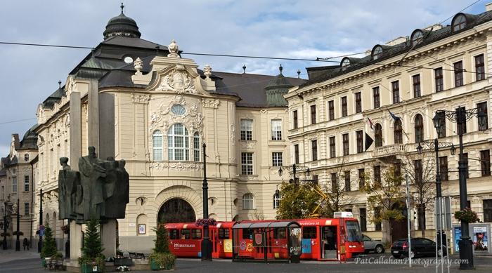 The Slovak Symphony Hall  Bratislava, Slovakia