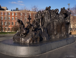 The Irish Famine Memorial