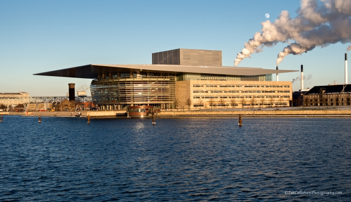 View of the Copenhagen Opera House