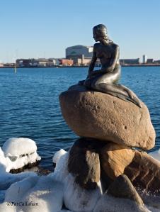 Copenhagen's Mermaid