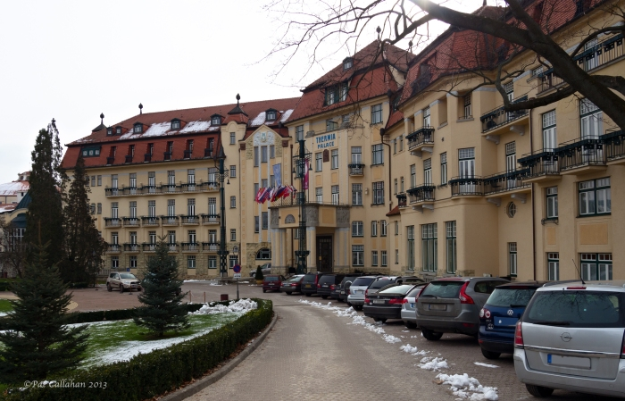 The Thermia Palace - Piestany, Slovakia