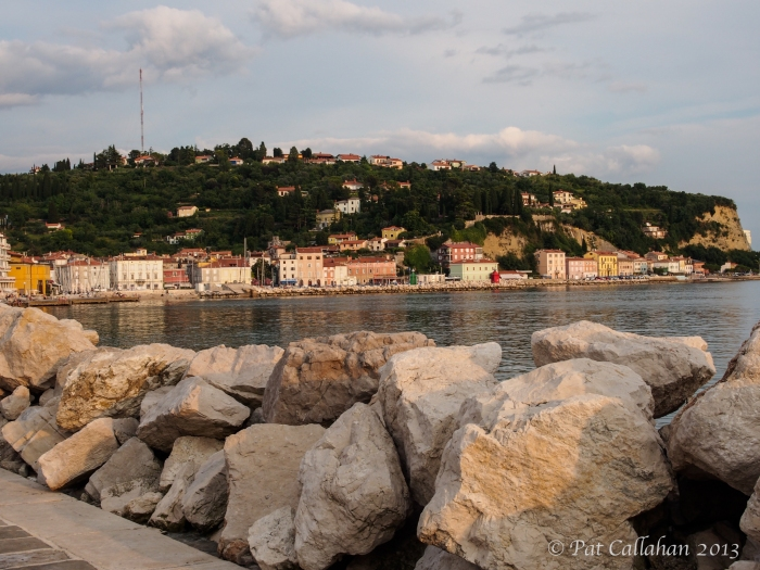 The Walk to Piran