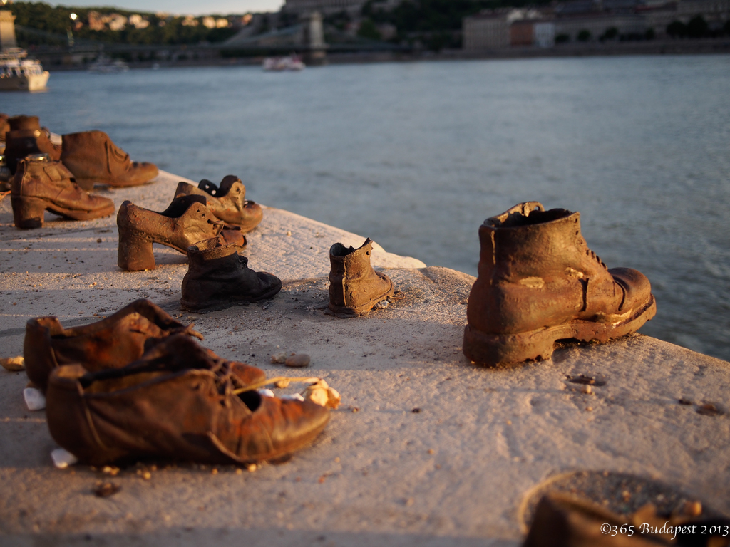 Cast Iron Baby Shoes Budapest