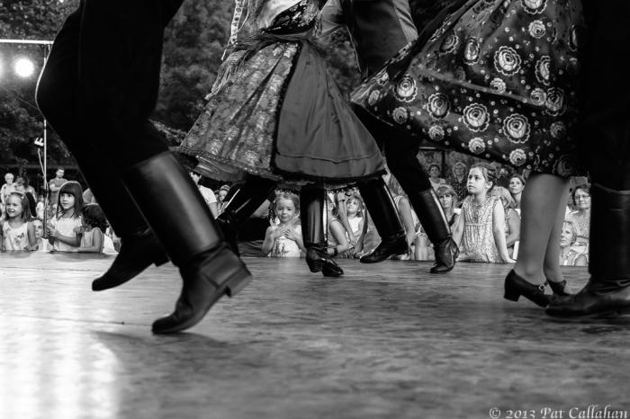Hungarian Dancers and Aspirations