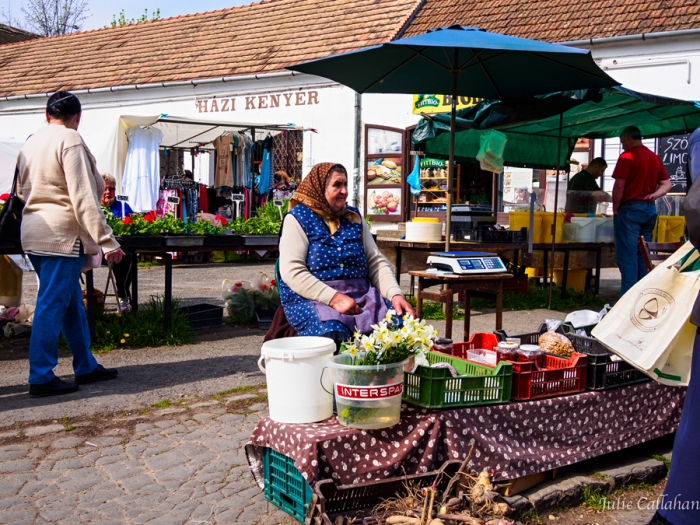 Saturday Morning Market: Szentendre, Hungary