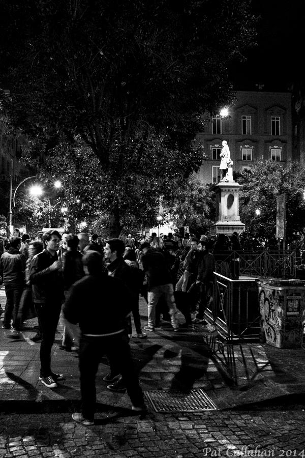 Piazza Bellini Nightlife