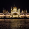 Parliament as viewed from across the Danube