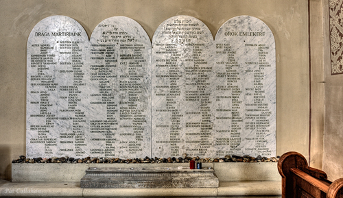 mad hungary tribute to jews kills during the war