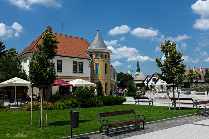 Godollo Village in Hungary