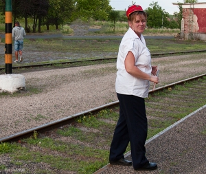 red hat train platform attendant