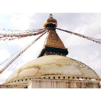 Buddha worship center