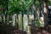 Kerepesi Jewish Headstones