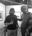 Pat meets Peter Turnley in Budapest