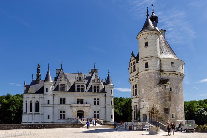Chateau de Chenonceau Loire Valley