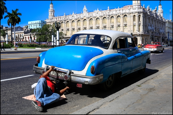 Old Car-Havana