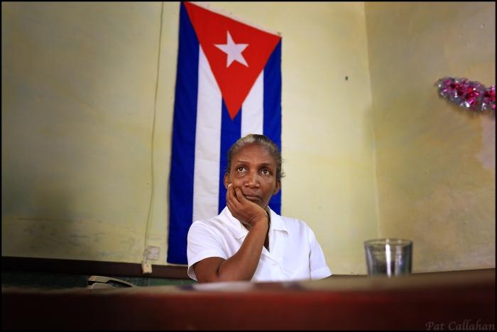 Potrait in a Pub-Cuba