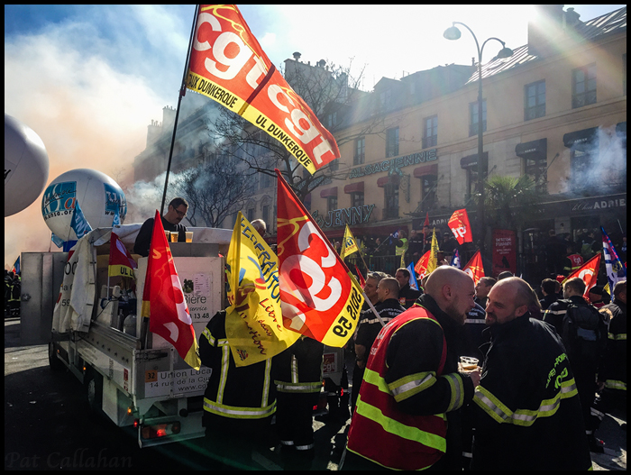 Paris-Protest and Beer!.jpg