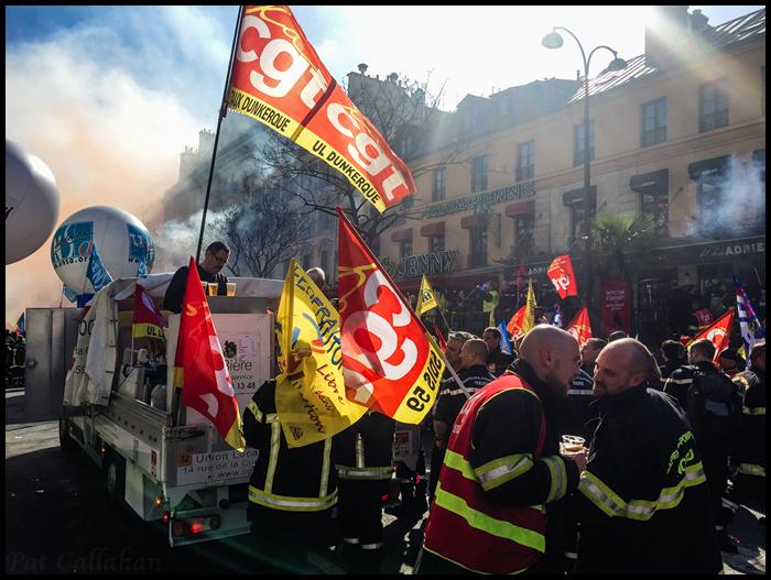Paris-Protest and Beer!.jpg