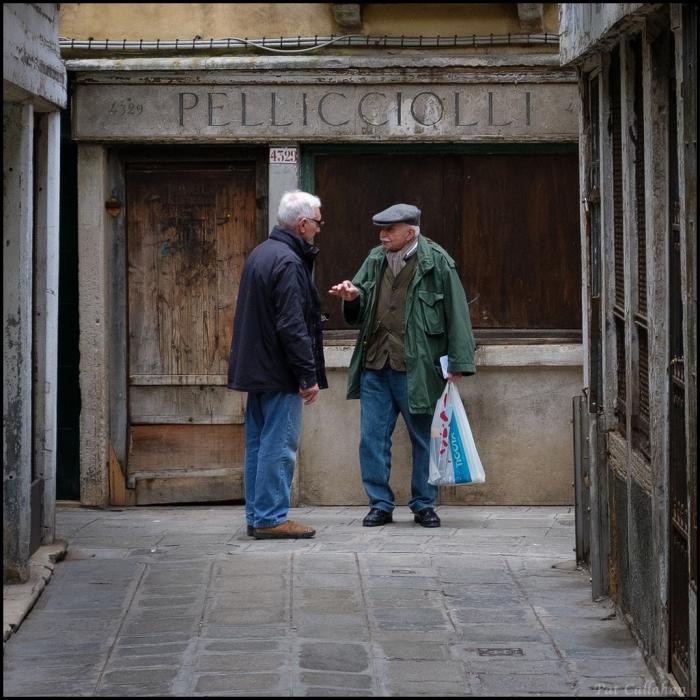 Venice Conversation