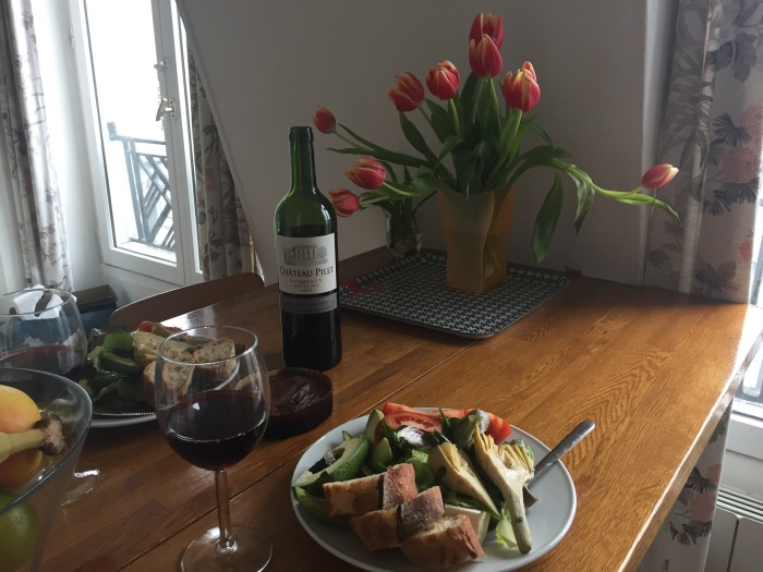 Paris Dinner Three